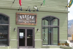 Boxcar Restaurant and Bar, pet friendly restaurants in Beaver Creek, Beaver Creek dog friendly restaurants, restaurants wth dogs allowed in Beaver Creek, CO